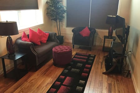 Fully Furnished 1 bedroom 1 bath condo in Downtown - Condominio
