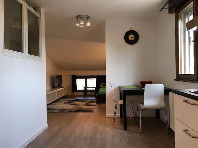 Mansarda indipendente ad un passo dal centro - Padova - Apartment
