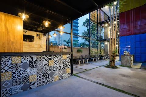 Ccasa Hostel Nha Trang, 1 Bed in Mixed 6 Beds Dorm