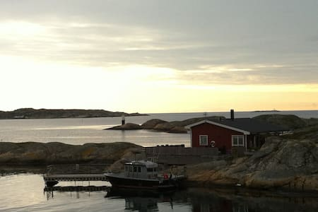 Exclusive house in the Gothenburg archipelago
