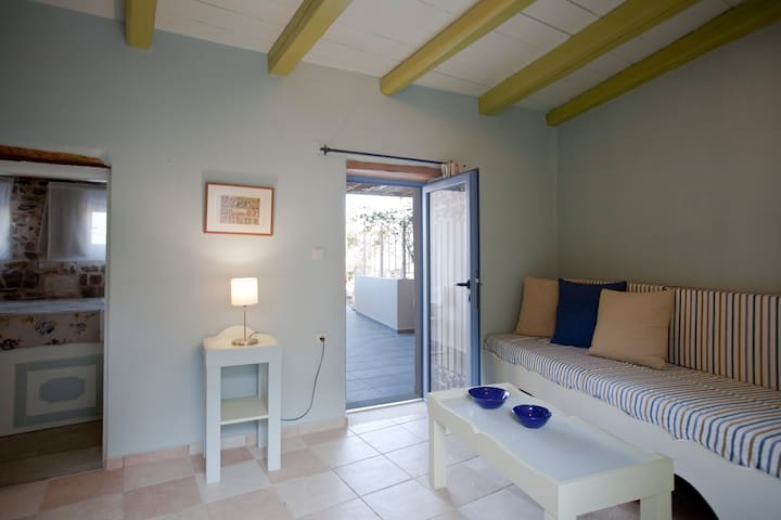 "Cressa Ghitonia - Suite ""Melpomene"" - Sitia - Appartement"