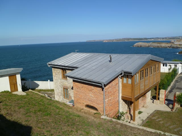 Best for sea lovers... - Castrillón - House