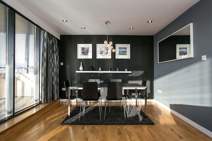 CityCentre Laganside Penthouse WIFI