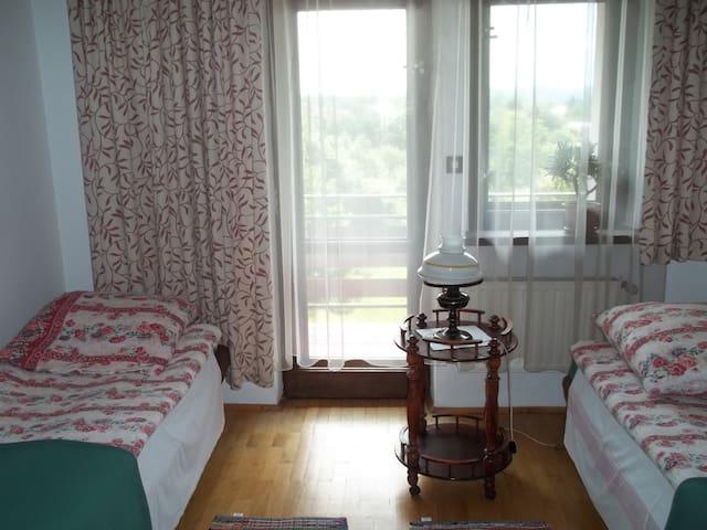 Natura 1 (pokój / guest room) - Cracovia - Villa