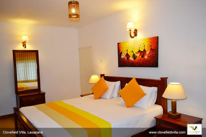 Adams Peak, Sri Lanka Double Room - Laxapana - Villa