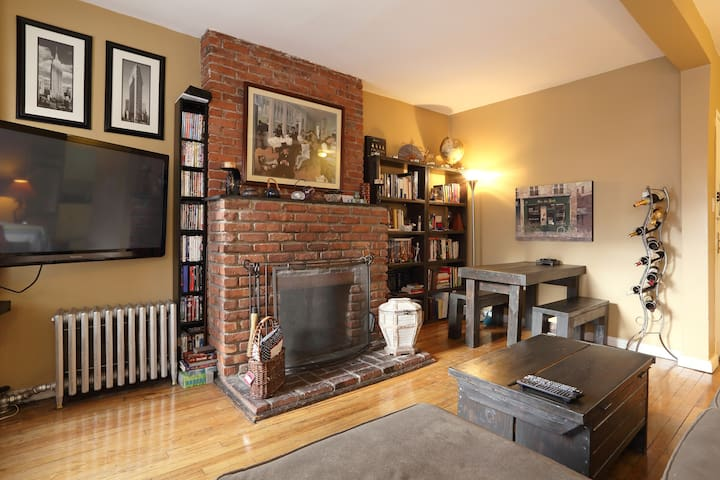 Fully Furnished 2BR - West Village - New York - Apartment