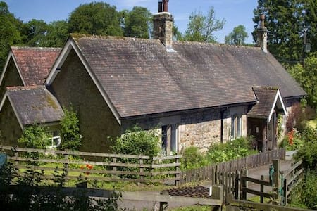 Haughton Castle - Garden Cottage - Haughton Castle, Haughton, Hexham - บ้าน