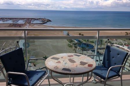 Bonito apartamento a pie de playa