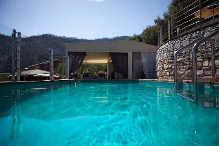 B&B Il Parco - Standard Room - Monterosso Al Mare - Bed & Breakfast
