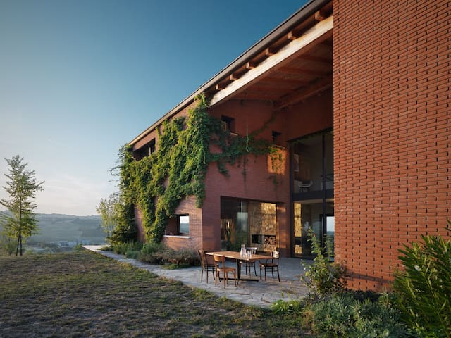 Contemporary Country House - Pianello Val Tidone - Hus