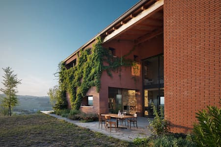 Contemporary Country House - Pianello Val Tidone - Casa