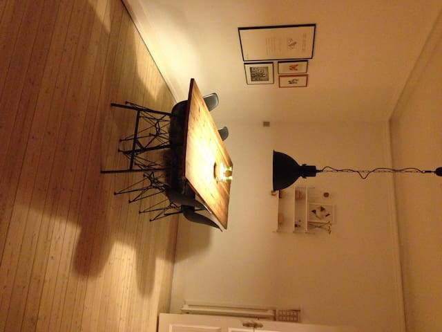 70 m² APPARTMENT IN CENTRAL OF CPH - København - Apartment