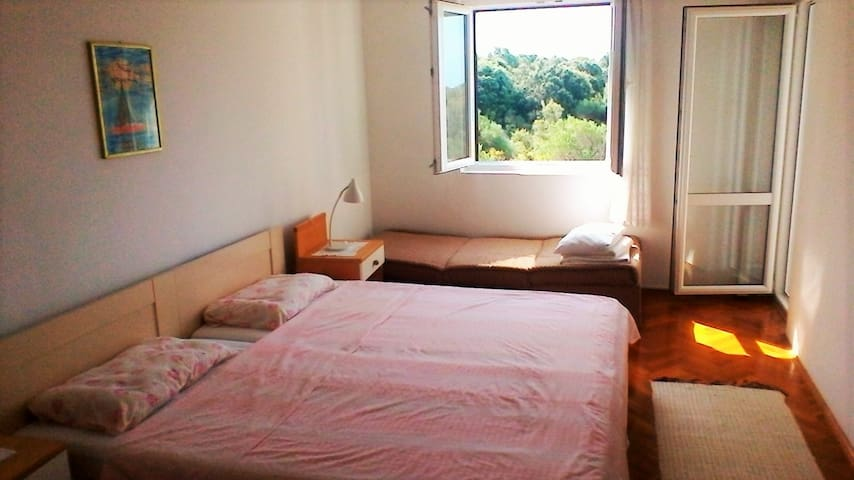 IRII 1, spacious and calm apartment for 2 - 4
