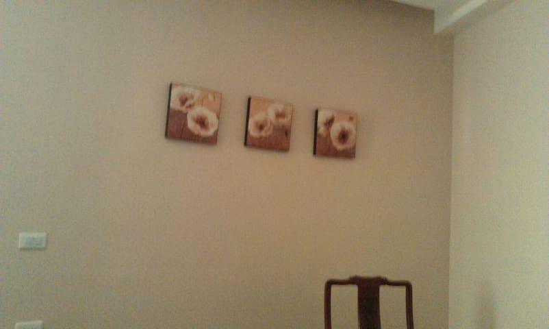 套房適合小家庭 可養寵物 實習套 房 - Douliu City - House