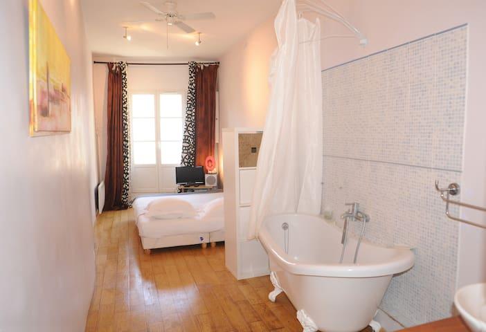 Petit nid douillet au coeur historique - Montpellier - Appartamento
