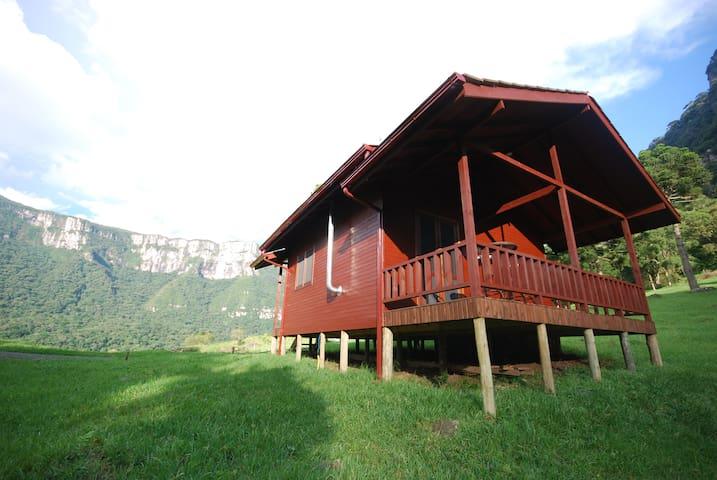 Cabana Pedra Branca  - Alfredo Wagner - Cabin