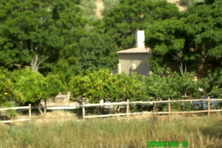 Beatiful country house near Seville - Sanlúcar la Mayor - บ้าน