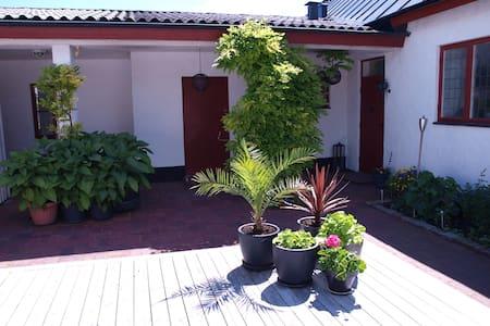 Lägenhet i anslutning till villa - Trelleborg - 公寓