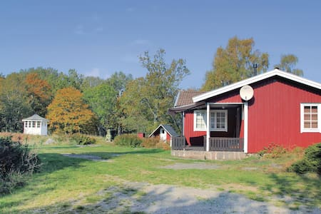 Holiday cottage with 3 bedrooms on 63m² in Tjurkö