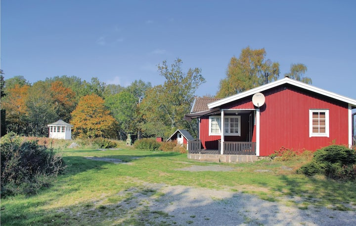 Amazing home in Tjurkö with 3 Bedrooms