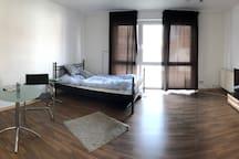 1 ZimmerWohnung Tage/wochenweise zu vermieten