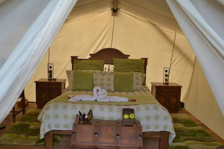 Glamping CAMPING CON GLAMOUR - Suesca