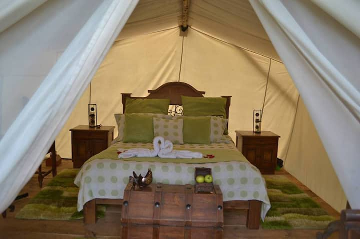 Glamping CAMPING CON GLAMOUR