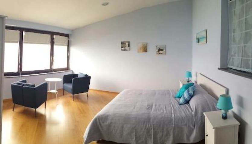 Double Room with Sea View and shared bathroom - Vico Equense - Bed & Breakfast