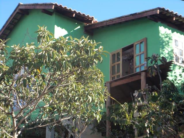 A Casa da Montanha - Alto Paraíso de Goiás - Maison