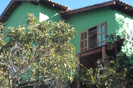 A Casa da Montanha - Alto Paraíso de Goiás - House