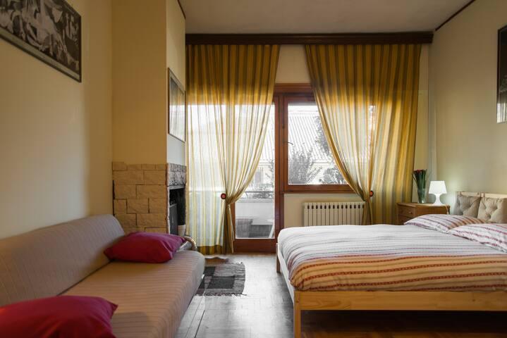 Vacanze  a Roma nel verde! - Rom - Wohnung