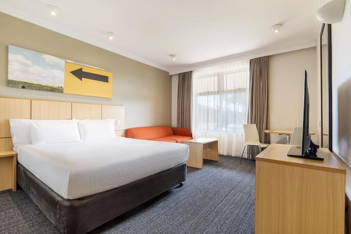 Cute Double Or Twin Guest Room At Blacktown