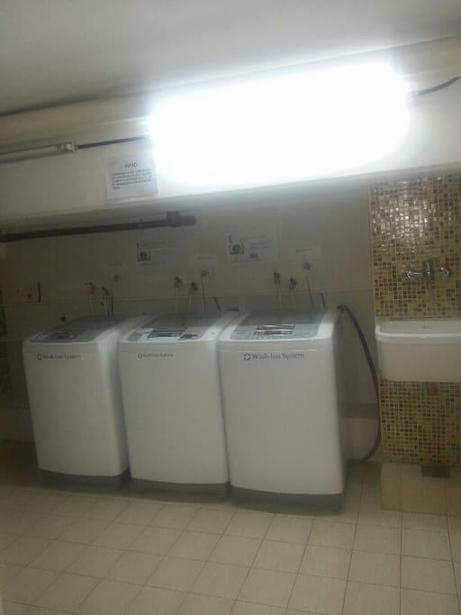 sala de lavado y sacado