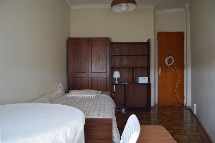 Single bedroom between Lisbon and Sintra