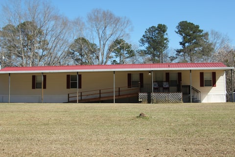 *Time Out Retreat* near Lk Eufaula & George Bagby