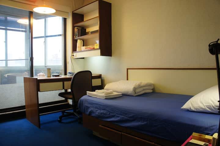 Affordable Room for Solo Travler