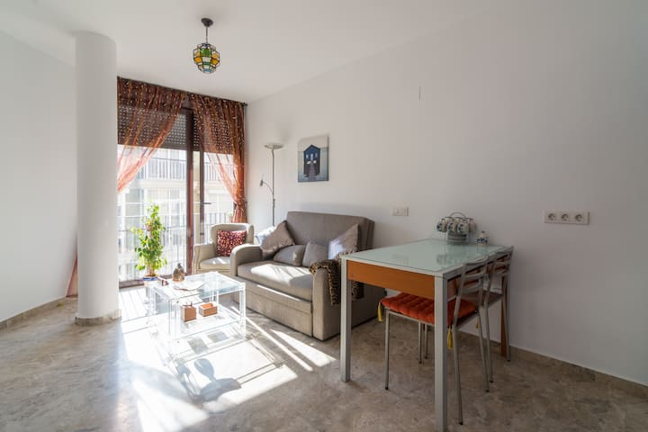 Apartment Málaga center - Málaga - Leilighet