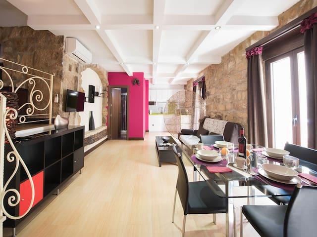 Apartamento SUPERIOR de 4 a 6 personas