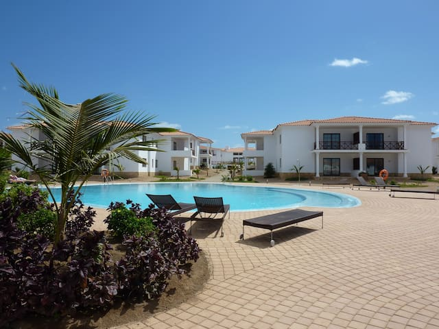 Beautiful Apt in Luxury 5* Resort - Sal, Cape Verde - Appartement
