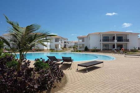 Beautiful Apt in Luxury 5* Resort - Sal, Cape Verde