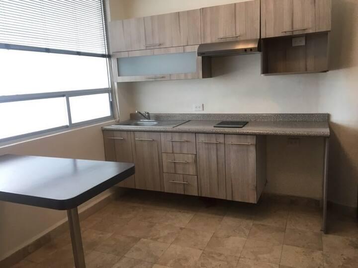 1.Agradable suite en Av. Juárez