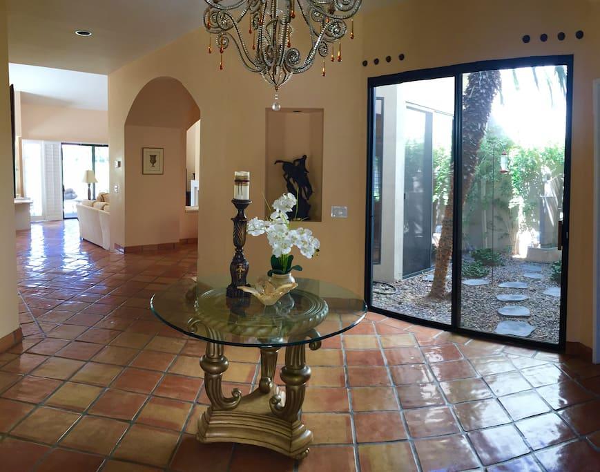 Foyer & Atrium