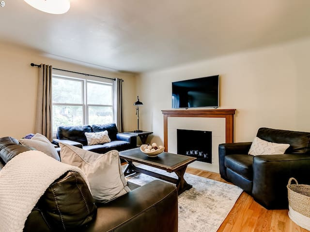 Renovated House - One Block from Hayward Field
