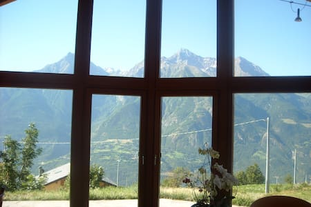 House with a View - Morgonaz - Blockhütte