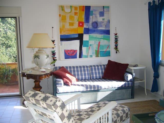 Deliziosa casa in maremma - Bibbona - Appartement