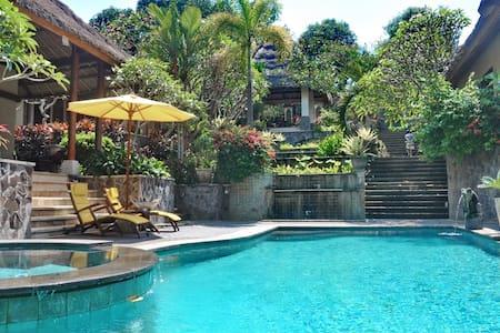 Kusuma Sari 3 Bedroom Private Pool - Sukawati