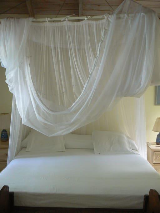 Bedroom One - Banyan