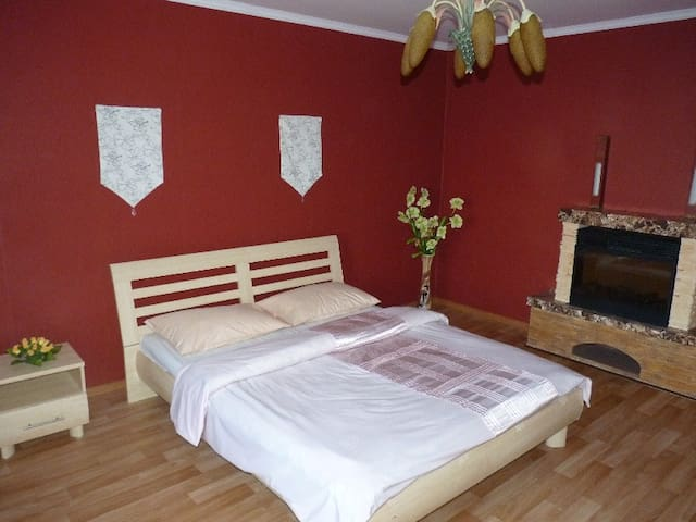 The cosiest apartment in the center - Cherkasy - Apartment