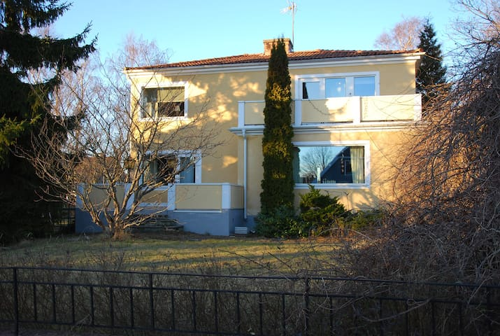 Large house with garden for Ironman - Kalmar - House