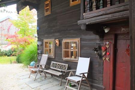 Bauernhaus Bayerischer Wald - Schöllnach